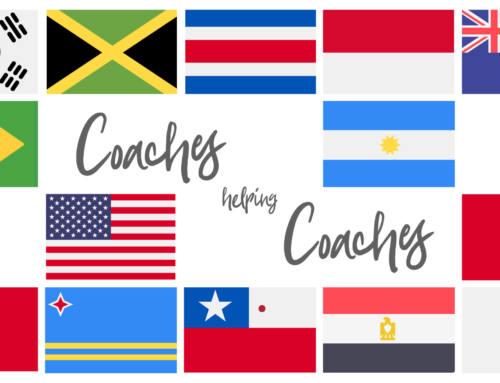 Coaches Helping Coaches